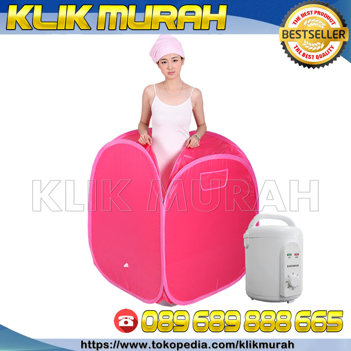 harga Sauna portable room slim beauty like jaco murah Tokopedia.com
