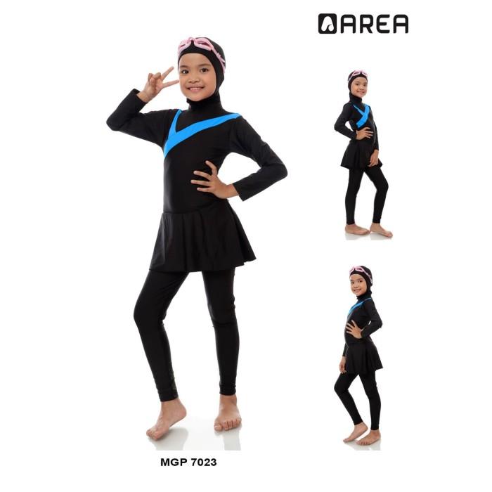 Jual Baju Renang Anak Muslimah SD 6-10 Th Cewek Muslim