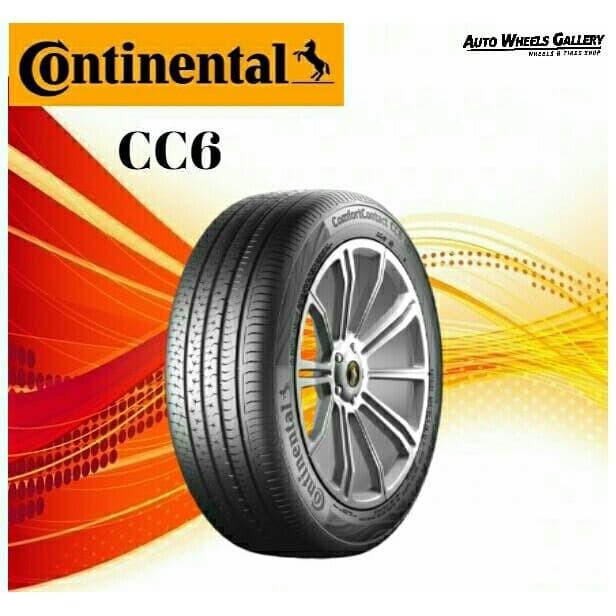Jual Ban Mobil Continental Cc6 195 55 R15 Kota Tangerang Selatan Autowheelsgallery Tokopedia