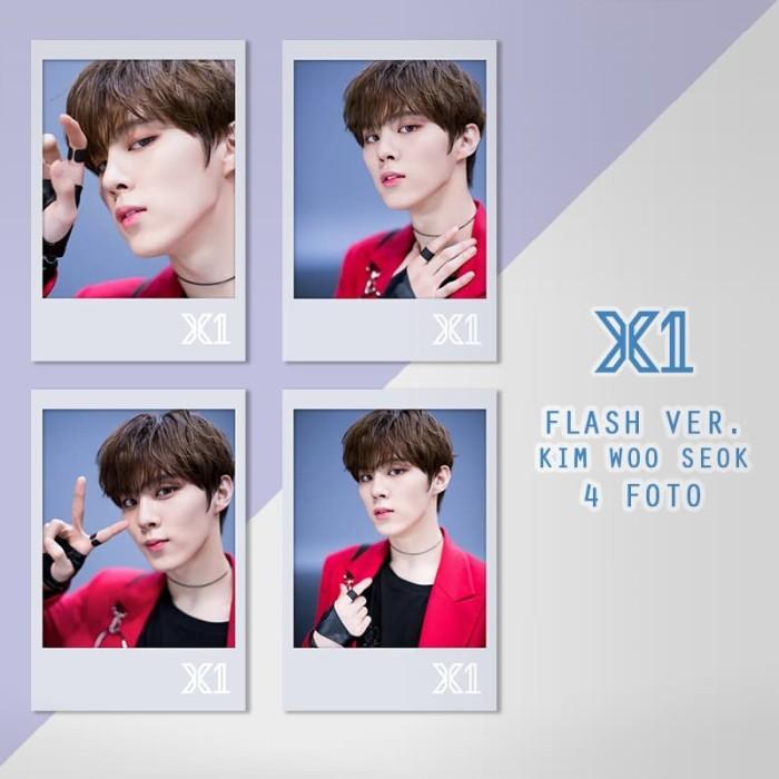 Jual Polaroid Foto Kpop X1 Kim Wooseok Versi Flash Kota Tangerang Wiens Art Shop Tokopedia
