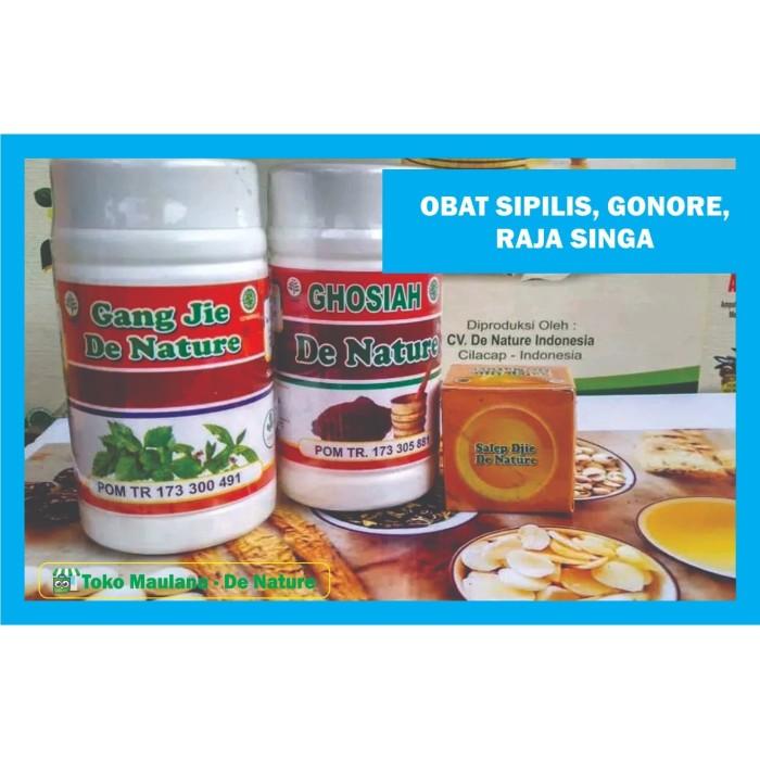 Foto Produk Obat Sipilis Disertai Luka dan Gatal Paling Ampuh dari Toko Maulana - De Nature