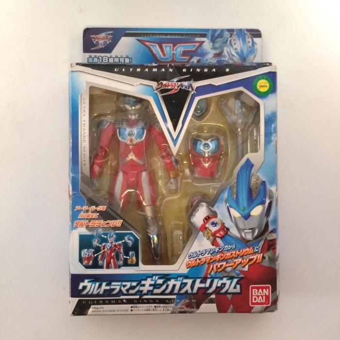 Jual Ultra Change Ultraman Ginga S Ultraman Victory Bib Jakarta Utara Shadestall Tokopedia