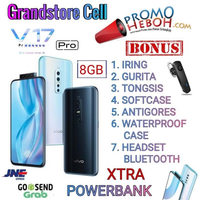Foto Produk VIVO V17 PRO RAM 8/128 GB GARANSI RESMI VIVO INDONESIA - Demo Tanpa Dus dari Grandstore cell