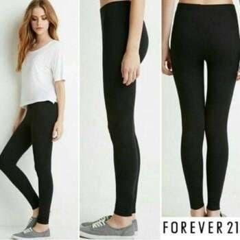 Jual Celana Legging Forever 21 Original Jakarta Barat Morita Shop Tokopedia