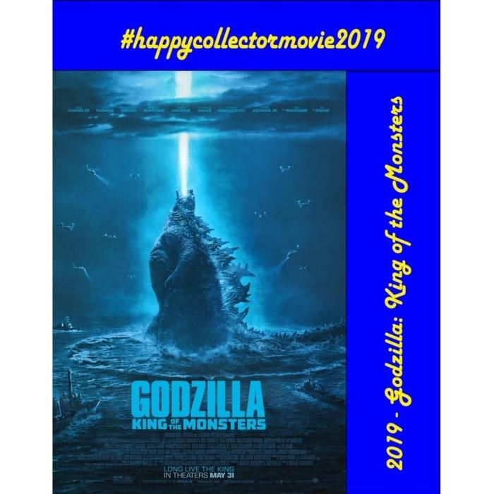 Jual Dvd Godzilla King Of The Monsters 2019 Jakarta Selatan Happyc Shop Tokopedia