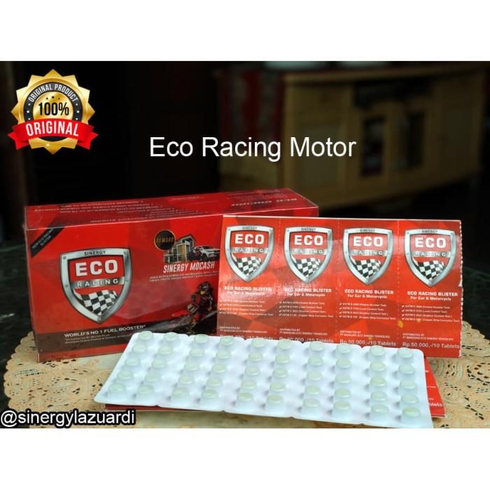 Jual Original Eco Racing Penghemat Bbm Motor Harga Samarinda