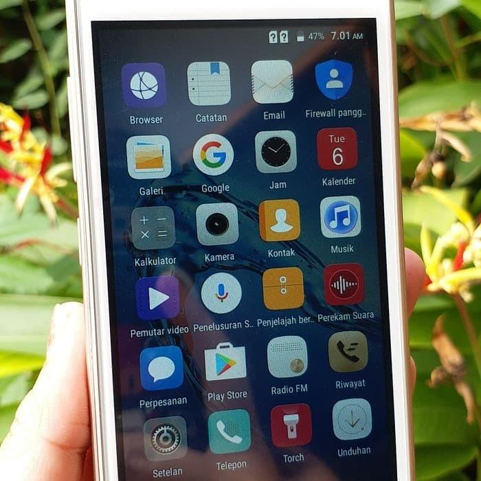 Foto Produk hp android 3g layar 4.5inch support tokopedia onlineshop garansi 1thn dari niabjmshop