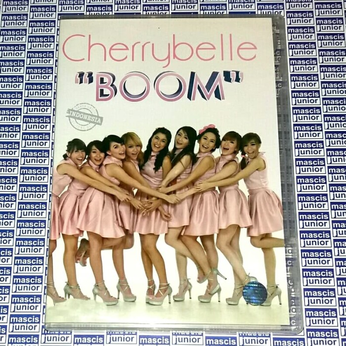 harga Vcd cherrybelle - boom Tokopedia.com