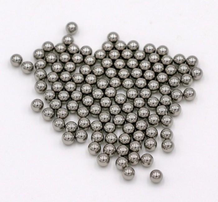 Jual 4mm 1000PCS AISI 304 G100 Stainless Steel Balls For Ball Bearing -  Jakarta Barat - Serba-ada Shop | Tokopedia