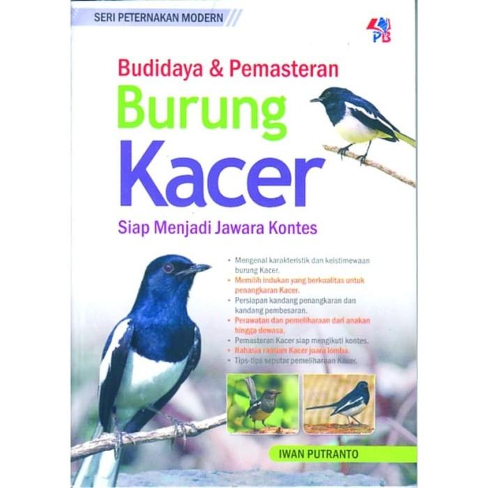 Jual Budidaya Pemasteran Burung Kacer Siap Menjadi Jawara Kontes Kota Surabaya Toko Buku Uranus Tokopedia