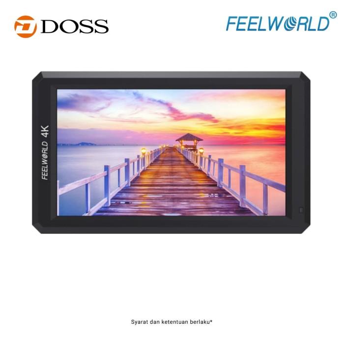 harga Feelworld f6 plus / feelworld 5.7  full hd hdmi on-camera monitor 4k Tokopedia.com