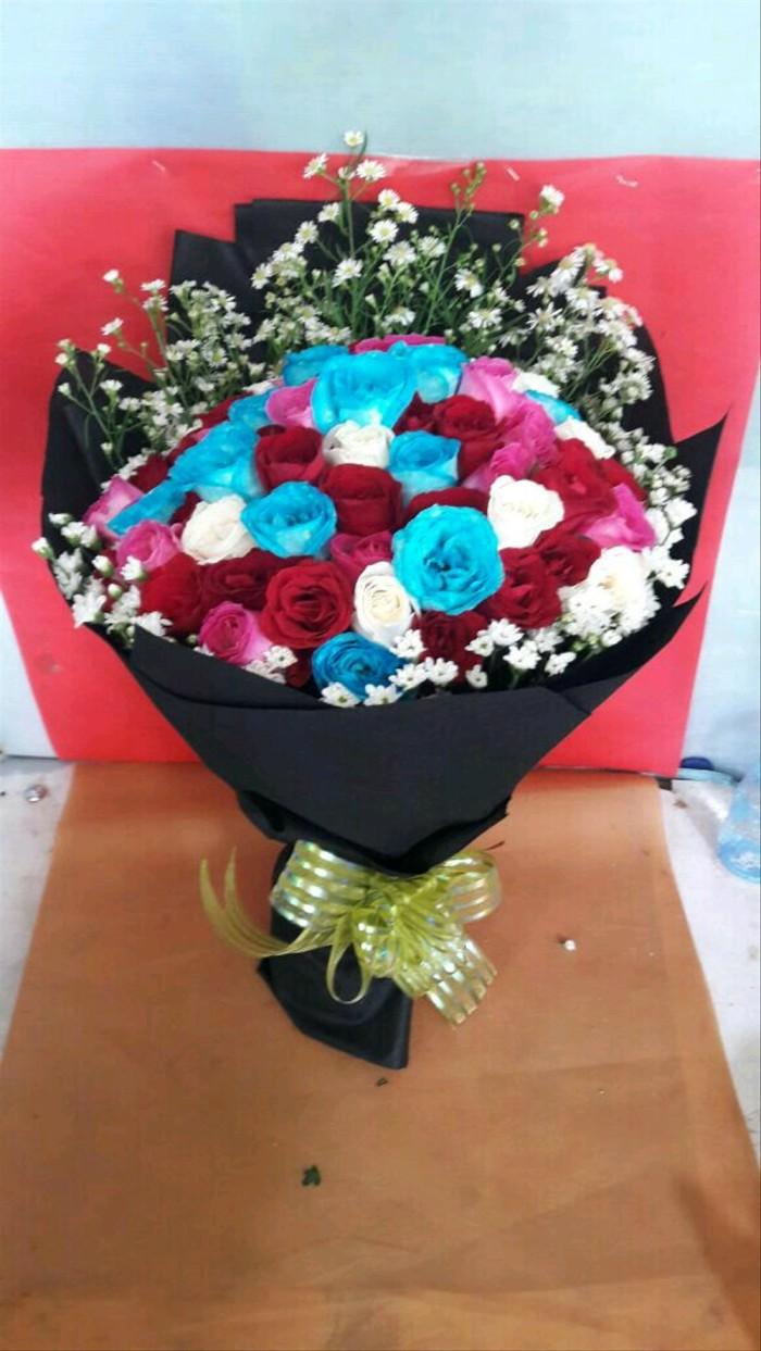 Jual Buket Bunga Mawar Fresh L Bunga Hadiah Aneka Koleksi Kota Semarang Ainaaaa