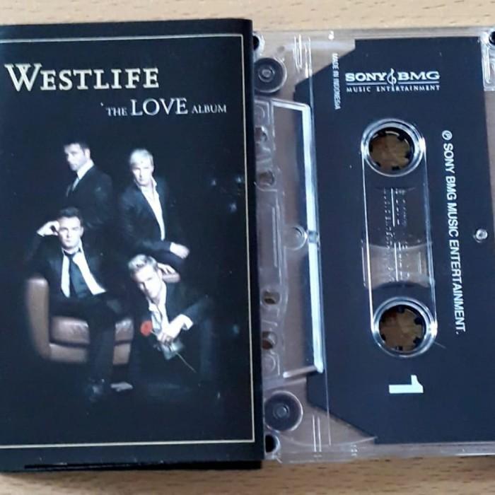 Westlife The Love Album