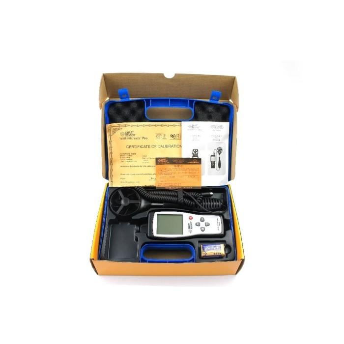 Foto Produk Anemometer Smart Sensor Certificate Calibration Meter Angin AS836 dari HRDIK