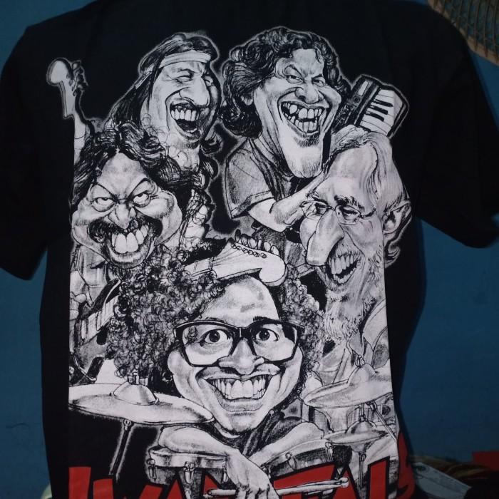 Jual Kaos Karikatur Iwan Fals Band Kota Tangerang Selatan Fals Fahlevi Clouth Tokopedia