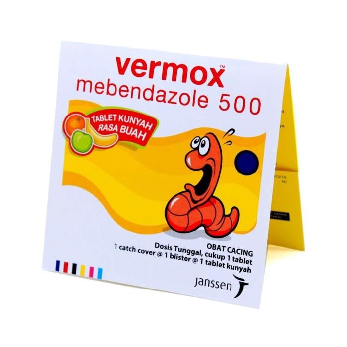 antibiotico e vermox