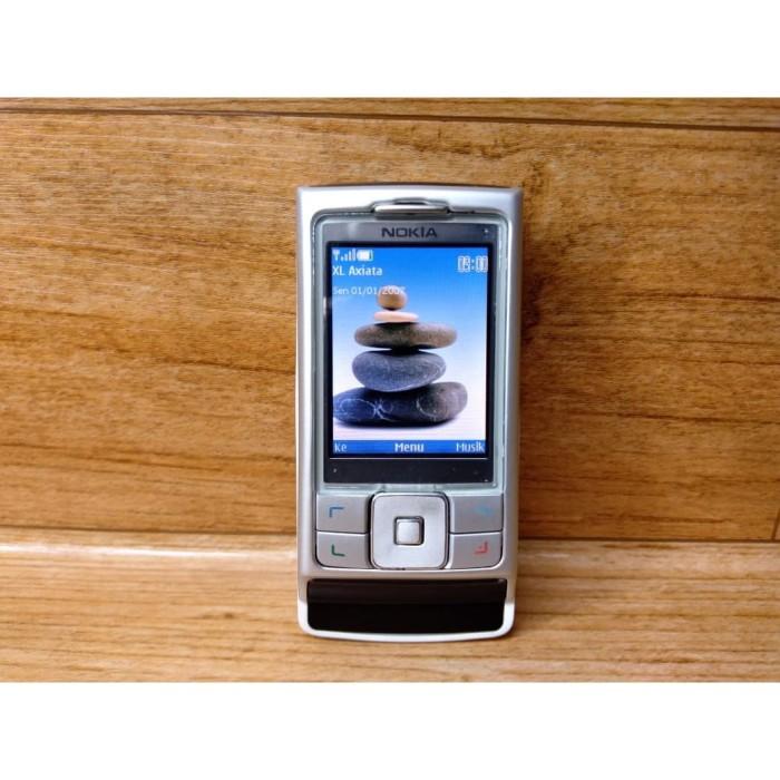Foto Produk HP Handphone Jadul Nokia 6270 Siap Pakai dari BaBeQu Shop