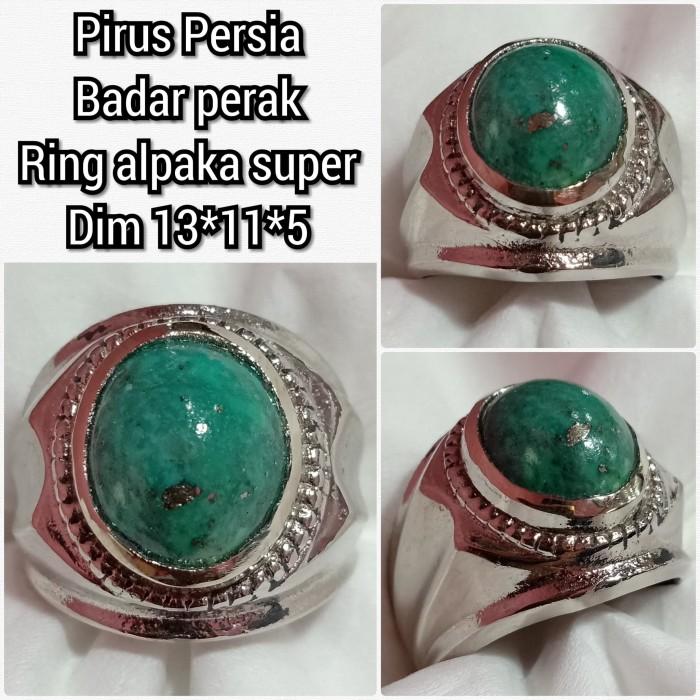 Foto Produk CINCIN BATU PIRUS PERSIA ASLI NATURAL 054 dari arjuna gemstune