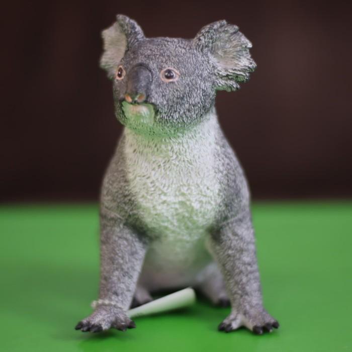 Jual Mainan Binatang Recur Koala Bear Figurine Kota Bandar Lampung Duo Asakha Tokopedia