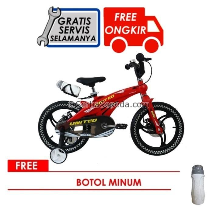 harga Sepeda anak | sepeda united aero 16 Tokopedia.com