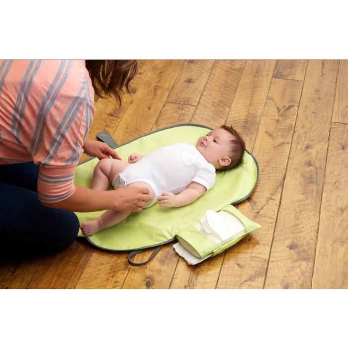 harga B336 baby diapers pad alas ganti popok bayi bentuk clutch