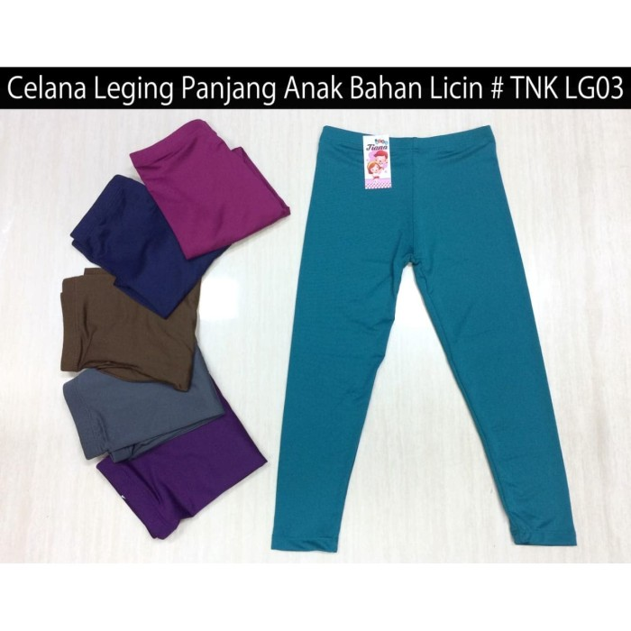 Jual Legging Anak Xl Panjang Bahan Licin Leging Anak Celana Pants Kota Surabaya Serafina Boutique Tokopedia