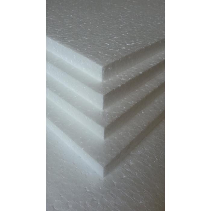 Foto Produk Styrofoam Lembaran / Stereofoam 100 x 50 x 2 cm /Gabus Lembaran (SOFT) dari 7-Legacy