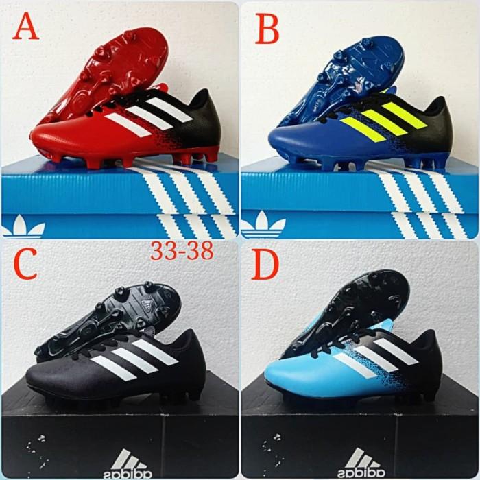 harga Sepatu anaksepatu bola anak adidas ace boots 33-38 Tokopedia.com