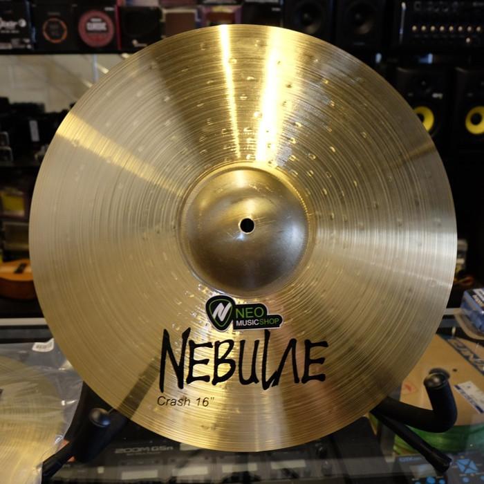 """Foto Produk Cymbal Nebulae Crash 16"""" dari NEO MUSIC"""