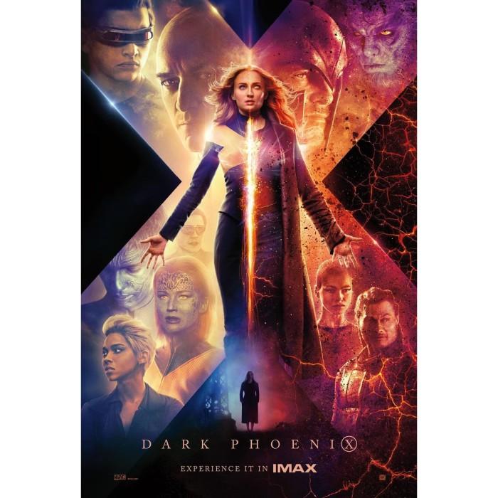 Jual Hddvd X Men Dark Phoenix 2019 Subtitle Indonesia Kota Bandung Hddvdcopy Tokopedia