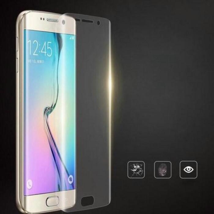 Foto Produk 2Pcs Film Pelindung Layar Full Cover Transparan U Samsung Galaxy S8 / dari Rhi3na Shop