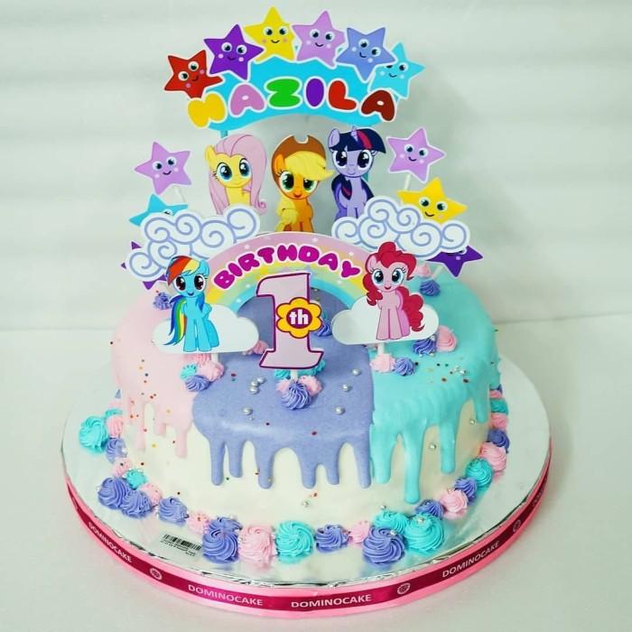jual kue ulang tahun unicorn  kue unicorn  kue ultah