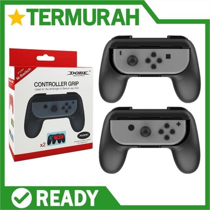 Foto Produk Dobe Controller Grip Nintendo Switch dari Kastil Drakula