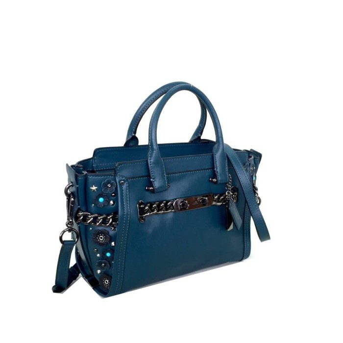 Foto Produk Coach Swagger 27 In Glowvetanned Leather With Willow dari welovebagsoncar