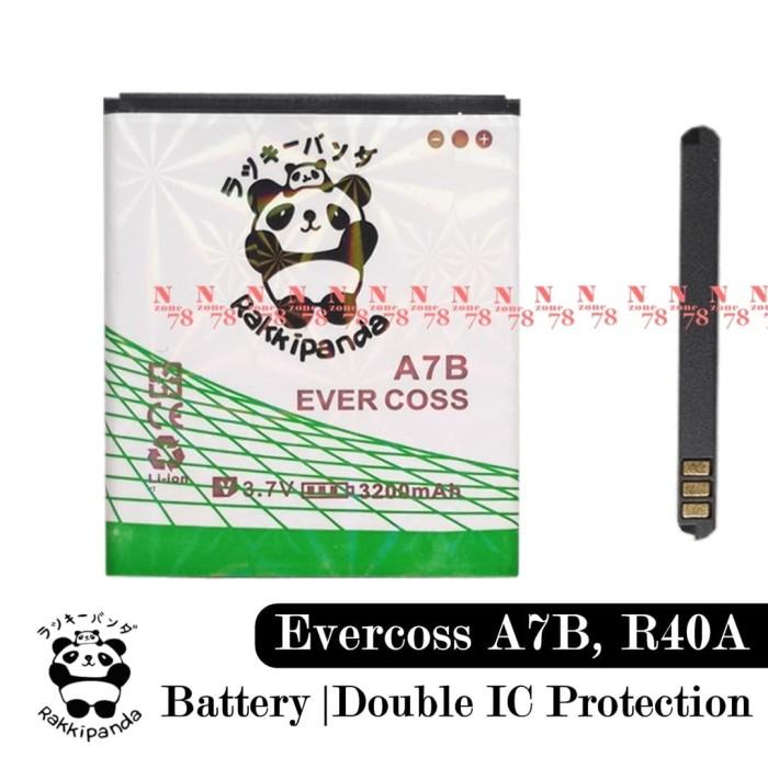 harga Baterai evercoss r40a winner t ultra double power protection Tokopedia.com