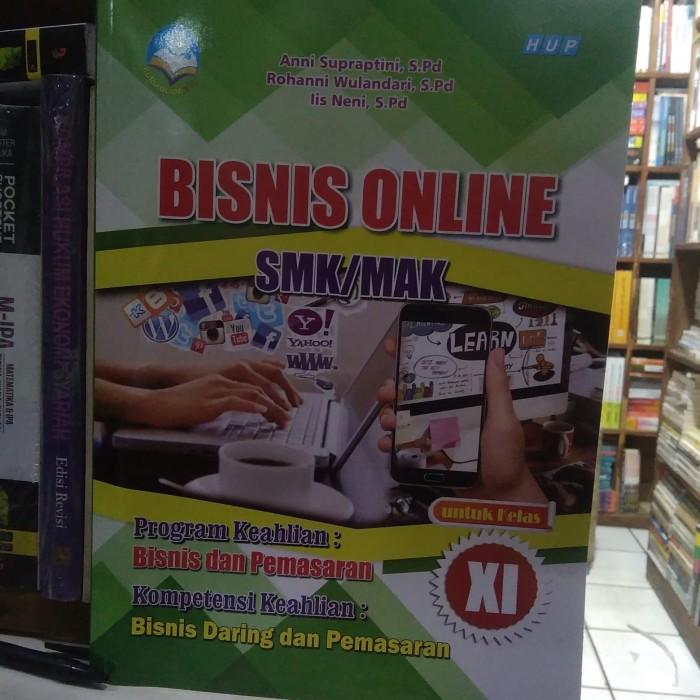 Kunci Jawaban Bisnis Online Smk Mak Kelas Xi Anni ...