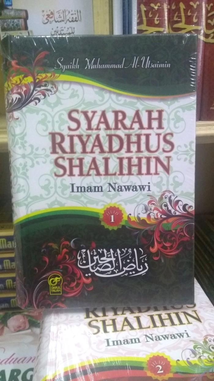 Jual Syarah Riyadhus Shalihin 1 Set 4 Jilid Aneka Koleksi Kota Surabaya Rizkiiishop