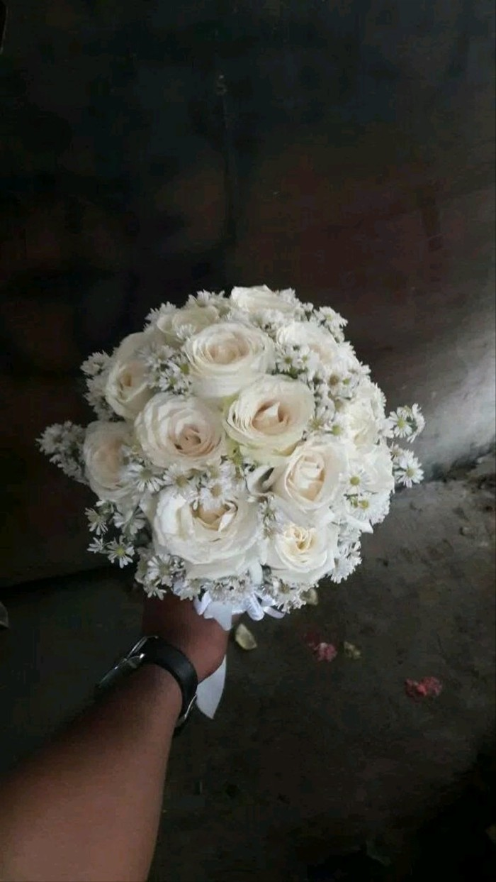 Jual Bunga Hadiah Valentine L Bunga Pengantin Stok Terbatas Kab Bandung Azizjkstore Tokopedia
