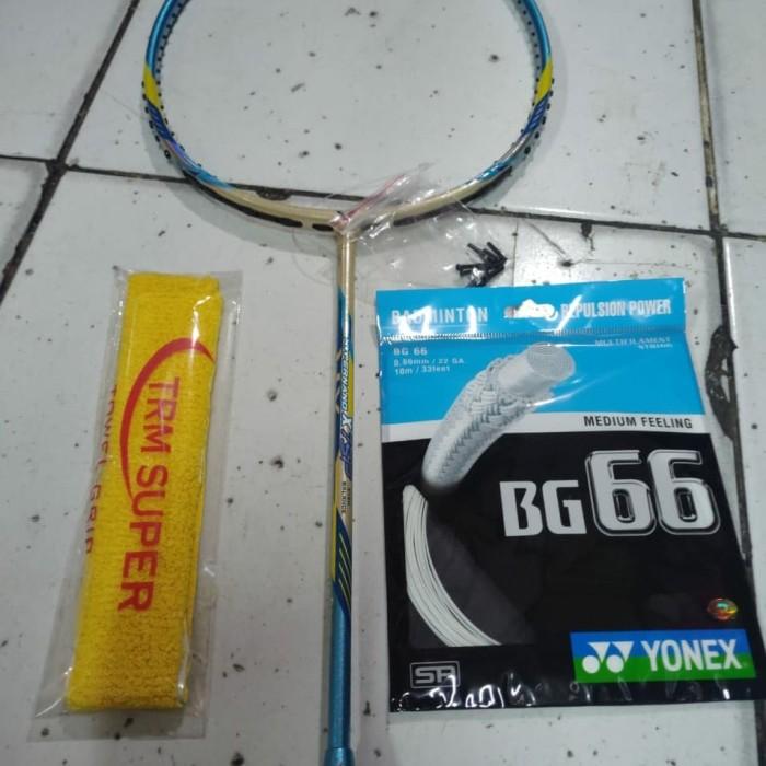 harga Raket badminton hypernano x 6 sp original Tokopedia.com