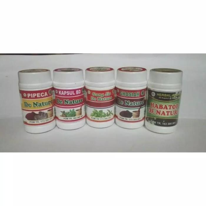 Foto Produk Obat Varikokel dan Sipilis Ampuh De Nature dari Pusat De Nature Herbal
