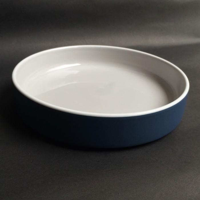 Foto Produk Soup Plate Colour Trio HN | Piring sup | Ekspor Murah dari GALAXY HouseholdCeramics