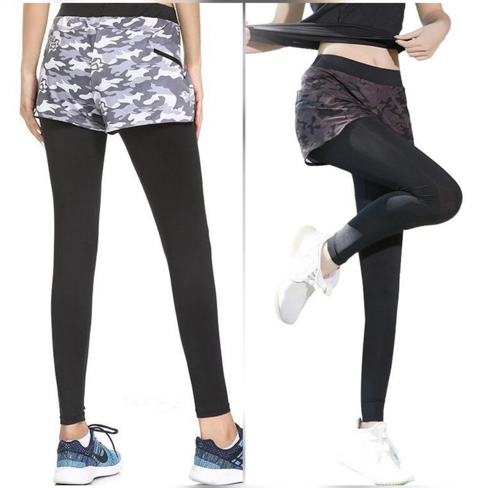 Jual Celana Legging Army Sport Dua Lapis Jakarta Barat Ray Shop Tokopedia