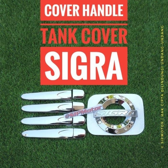 Foto Produk Cover Handle Pintu Sigra dan Tank Cover Tutup Tangki Bensin dari SIPMotor