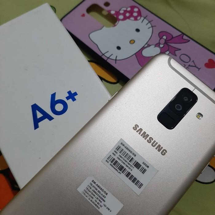 Foto Produk Samsung A6+ Ram 4GB/32Gb dari Wijaya_Samsung