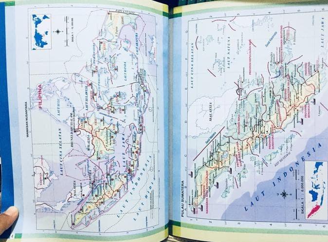 Jual Hot Sale Buku Atlas Lengkap 34 Provinsi Indonesia Buku Peta Global Jakarta Timur Evano Putra Tokopedia