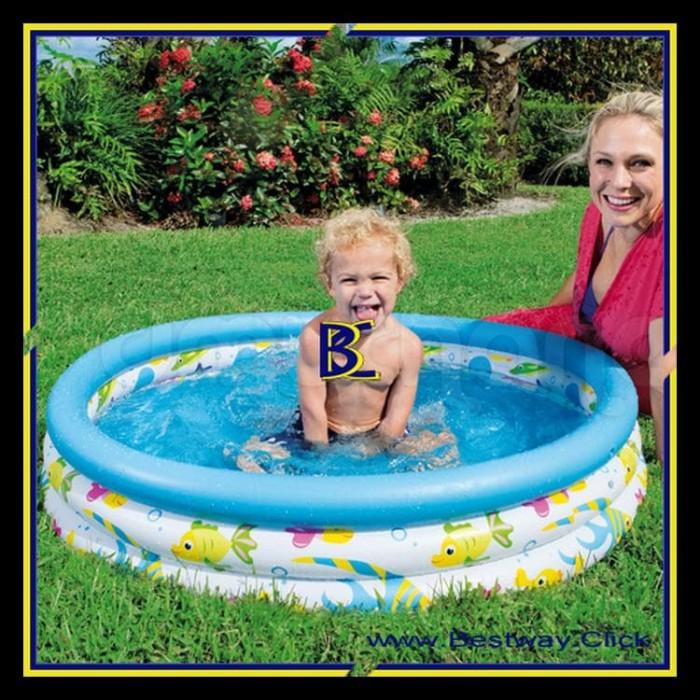 Jual Kolam Anak Coral Kids Pool Bestway 51008 Kab Banyumas Novistore21 Tokopedia