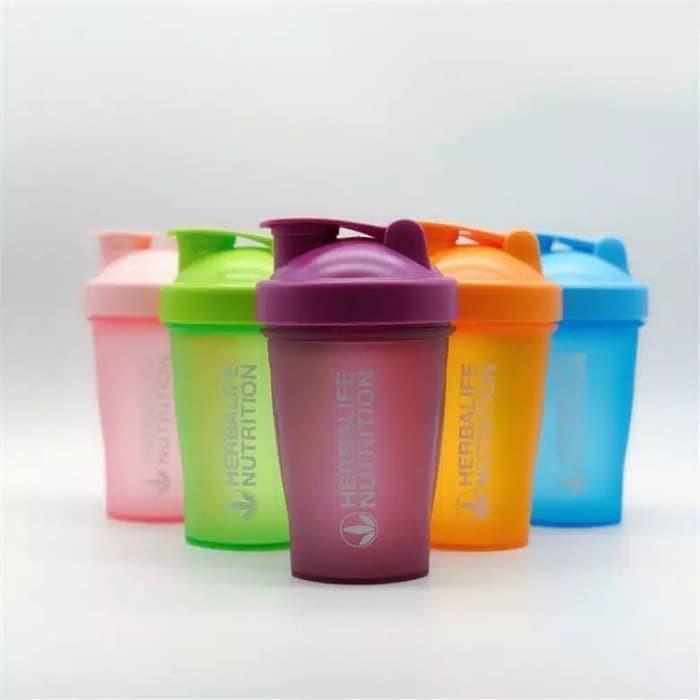 Foto Produk #Herbalife Botol Shaker #Herbalife Bottle Shaker 400 ml H0133-1 dari BABAMU