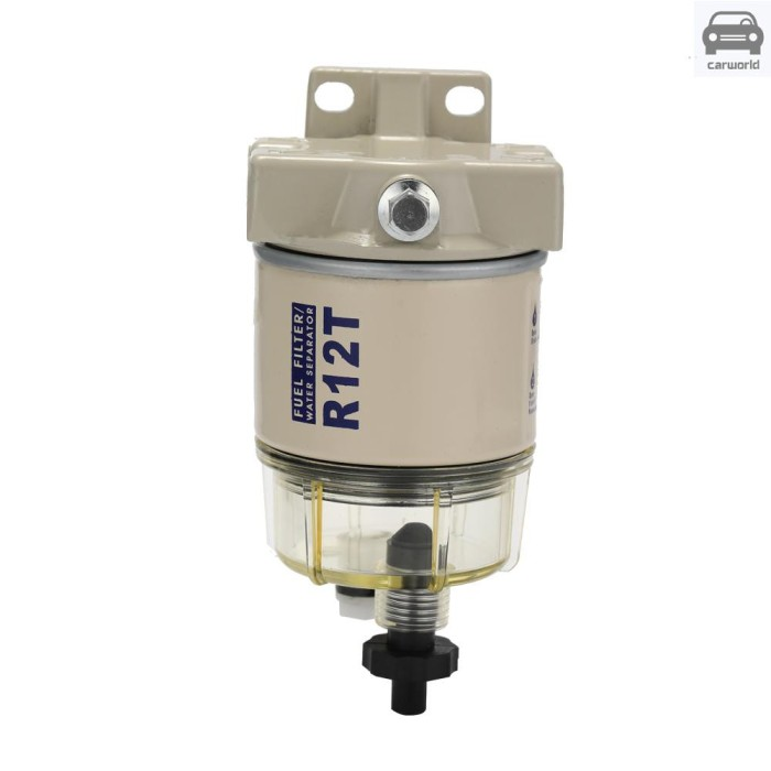 Filter Rating 10 Micron High Efficiency Fuel Filter//water Separator R12T