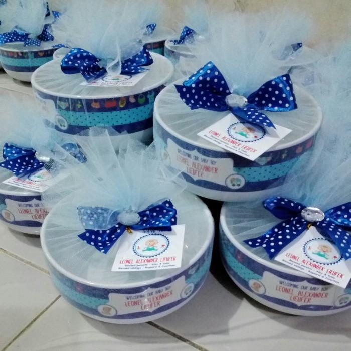 Jual Souvenir One Month Souvenir Baby Born Hamper Baby Hampers Bowl Mangkok Jakarta Pusat Mug Box Souvenir Tokopedia