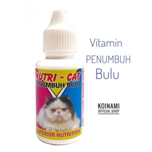 Jual Vitamin Grosir Nutri Cat 30ml Obat Penumbuh Bulu Kucing Rontok Jakarta Pusat Okdeals Tokopedia